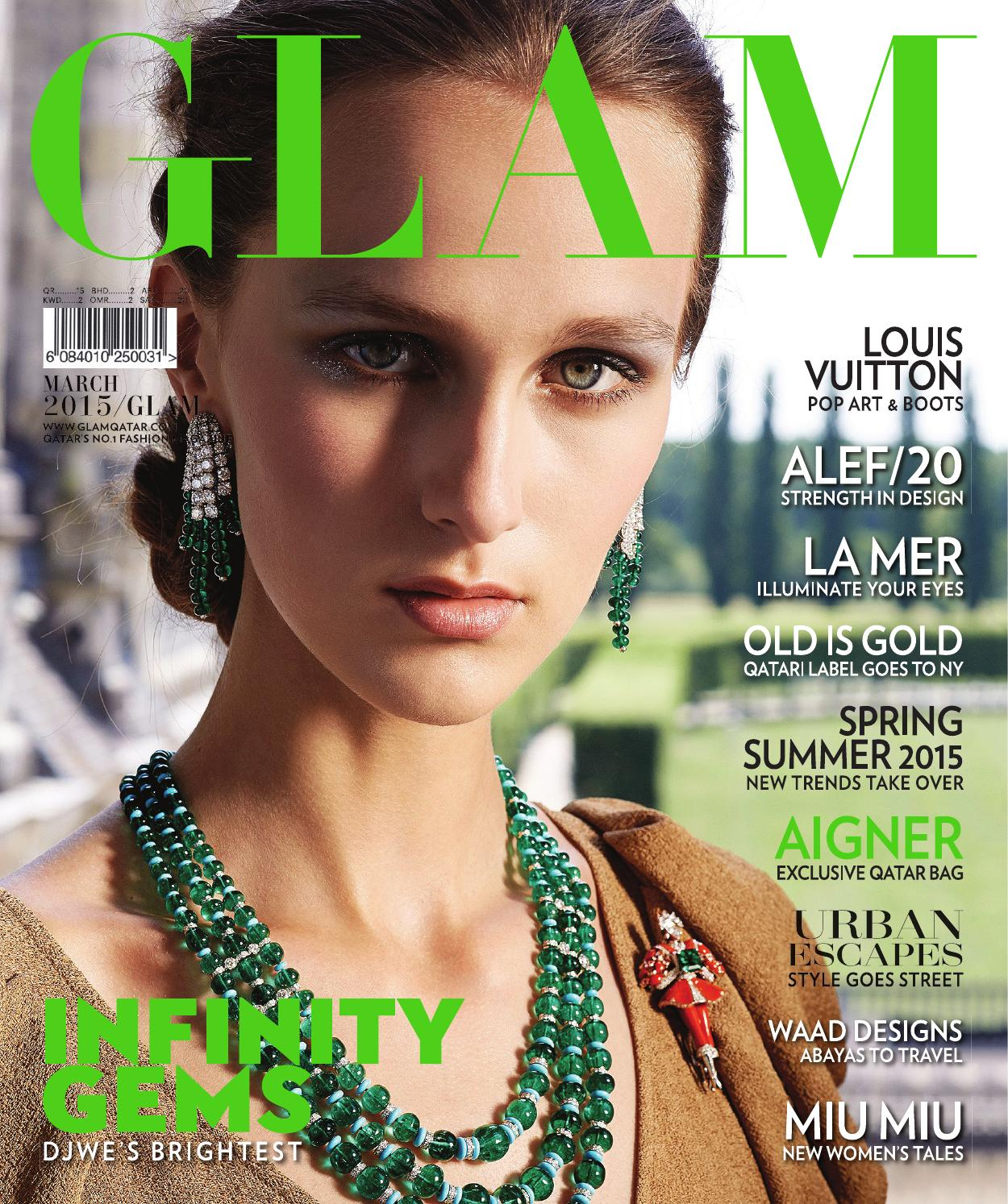 c0418cba011c Glam march 2015 by Oryx Group of Magazines - issuu