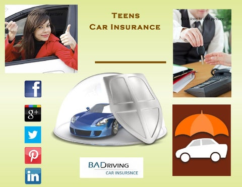 Why Teenagers Cut And How To Help >> Get Help To Cut Cost On Your Affordable Car Insurance For Teenagers