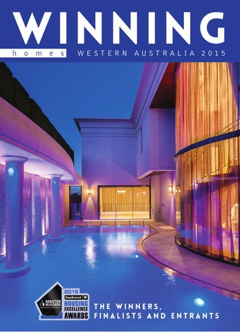 2015 mb wa winning homes awards by arkmedia4217 issuu page 1 malvernweather Image collections
