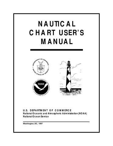 Noaa nautical chart user's manual 1997 by akto fylakas - issuu