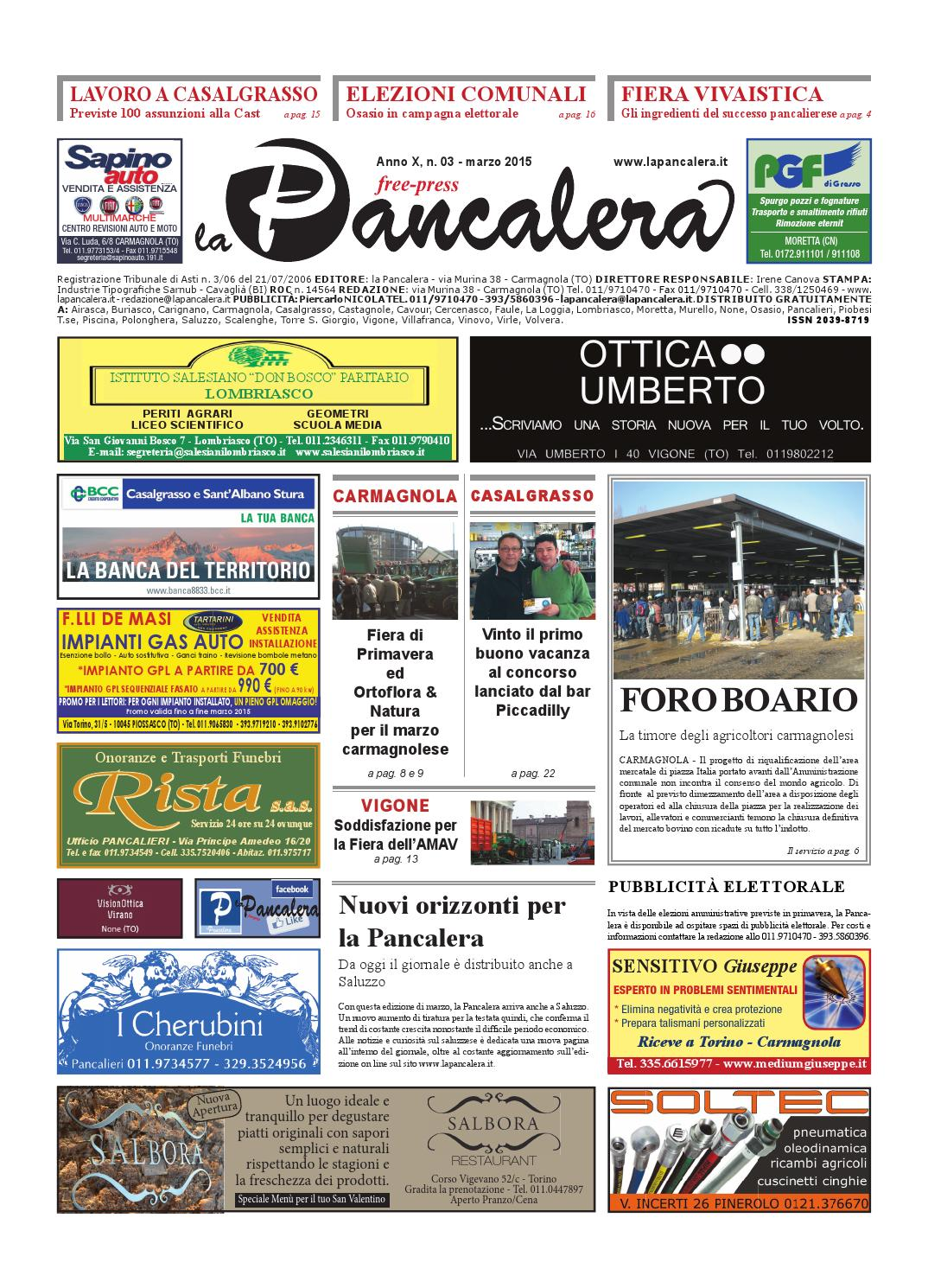 La pancalera marzo 2015 by la Pancalera - issuu 954734be5ed