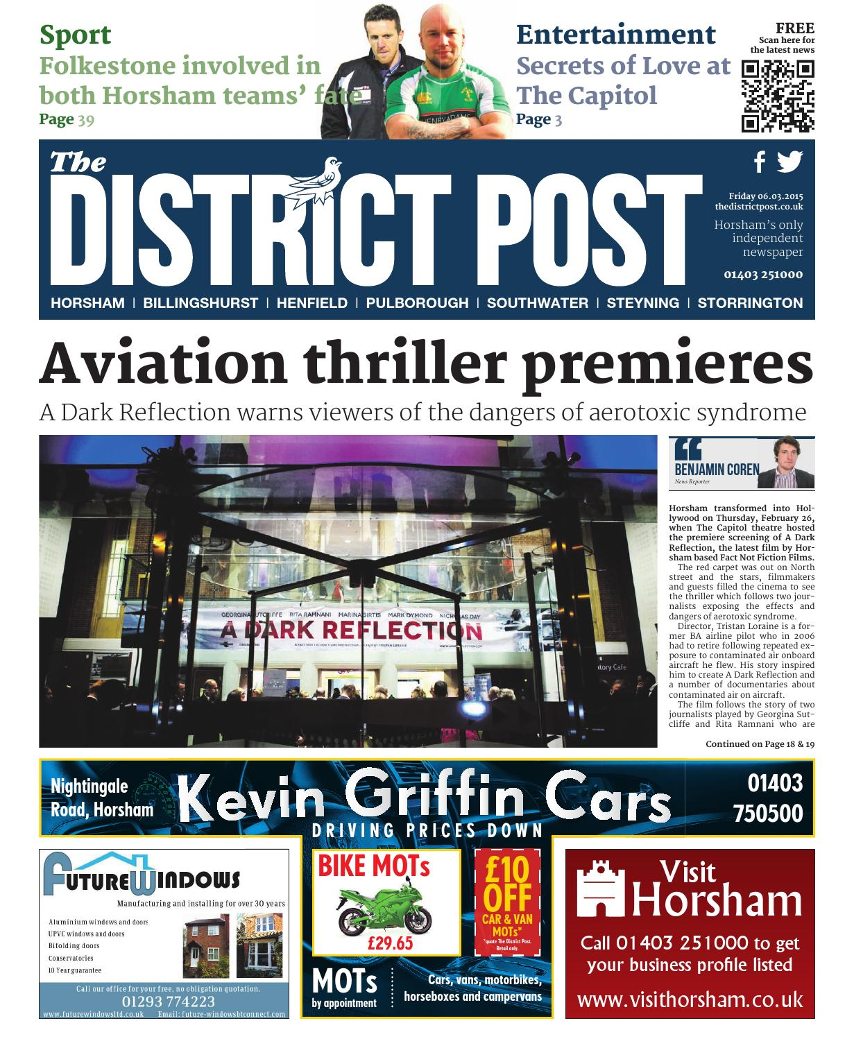 Flooring Companies Horsham: 6th March 2015 By The District Post