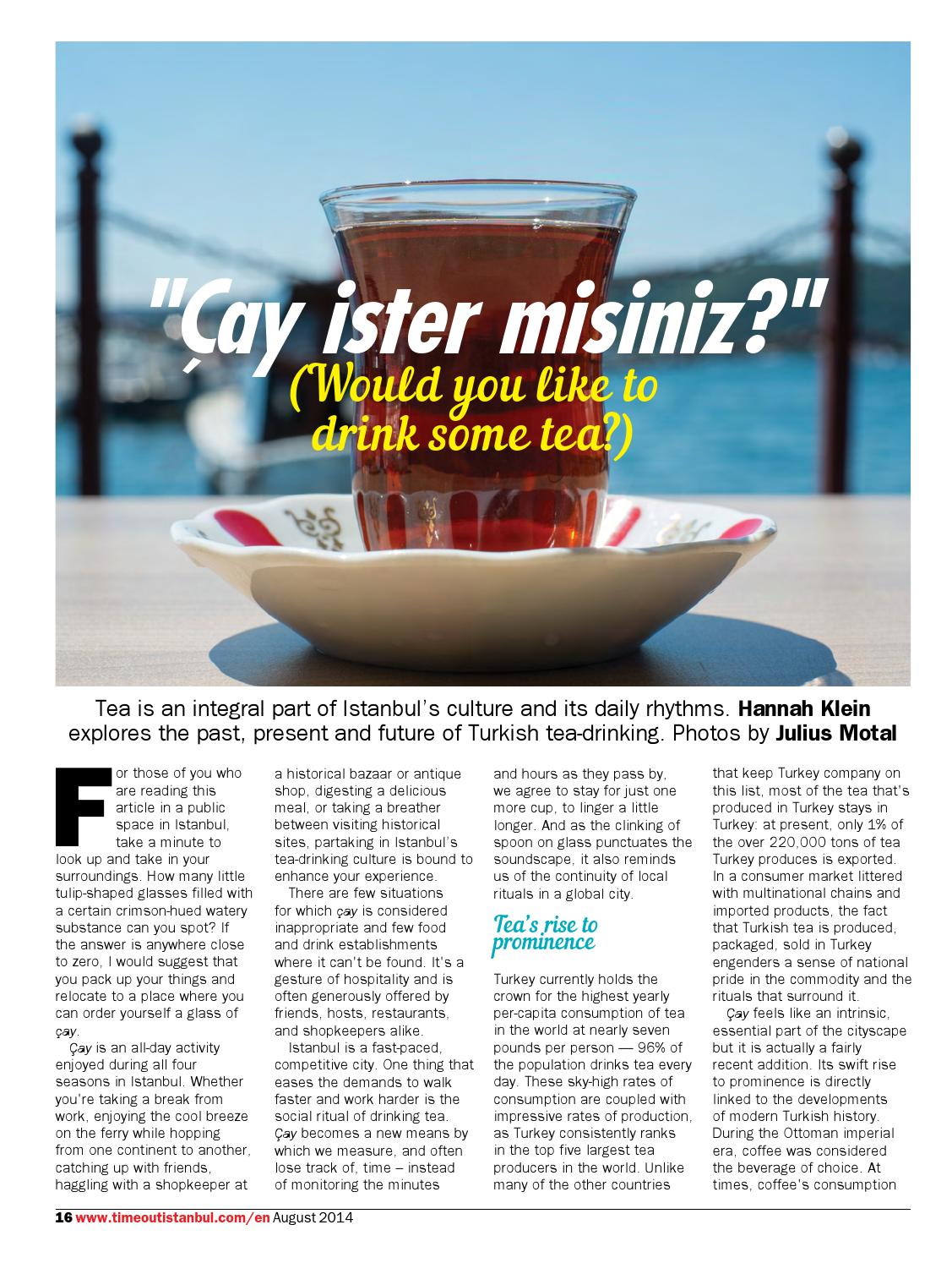 Tea toi august 2014 by Julius Motal - issuu