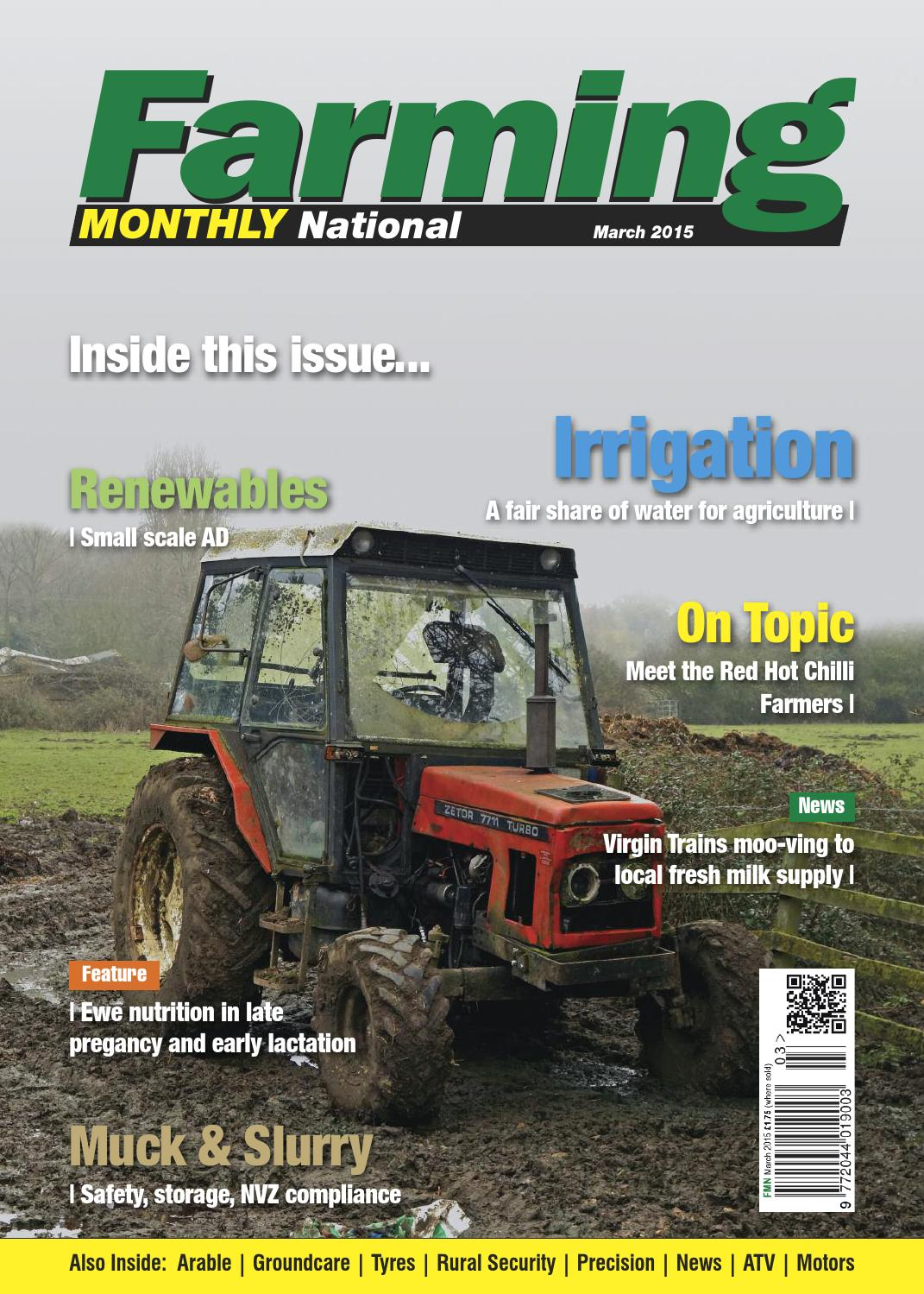 March 2015 Farming Monthly National By Ltd Issuu Land Rover Owner O View Topic Carling Switch Wiring