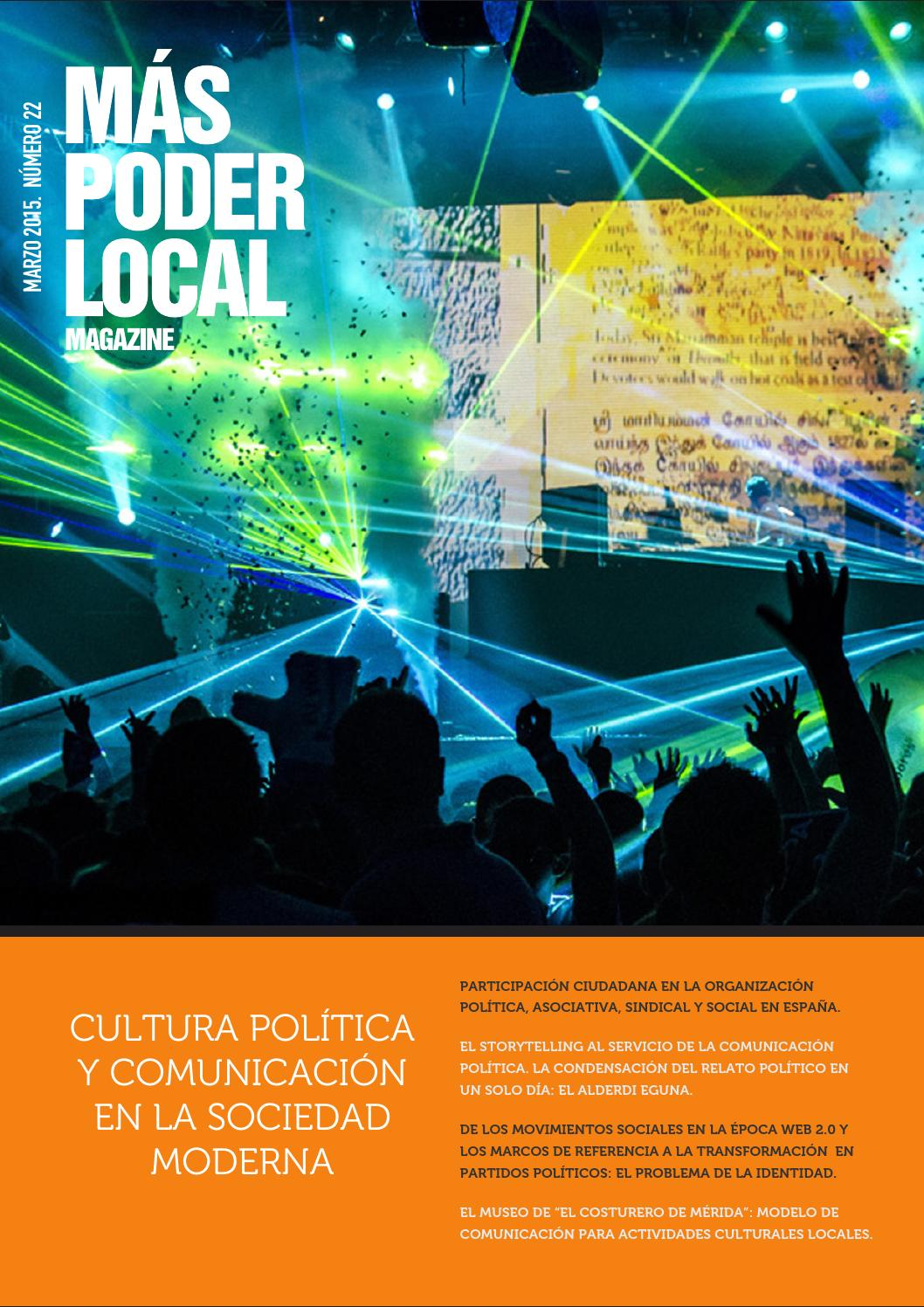 Más Poder Local nº 22 by Más Poder Local magazine - issuu