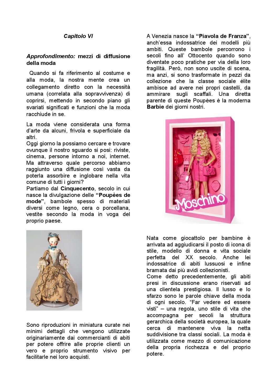 UEB Manichino per Abiti da Esposizione Modello Stand per Bambola Barbie
