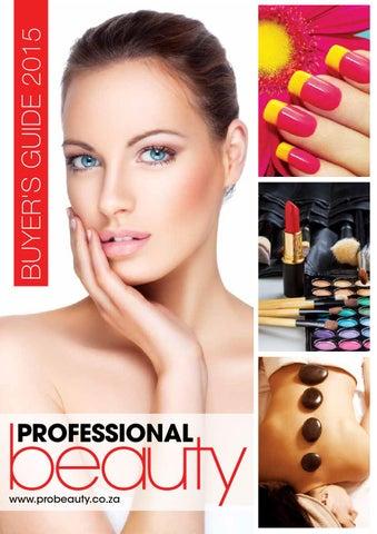 d71ad3e1a3b Pro beauty directory 2015 by Professional Beauty SA - issuu