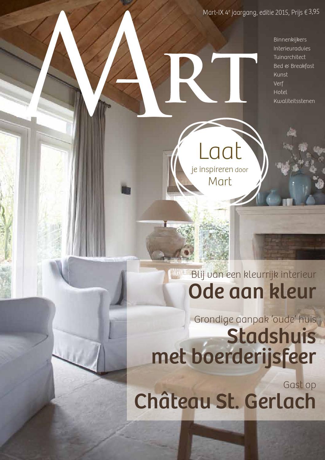 Mart Magazine Editie 9 Voorjaar 2015 By Mart Kleppe Issuu