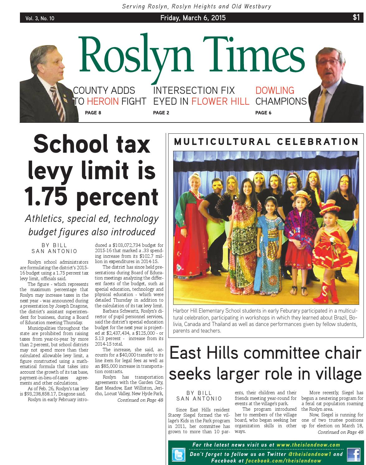 Roslyn times 3615 by the island now issuu fandeluxe Image collections