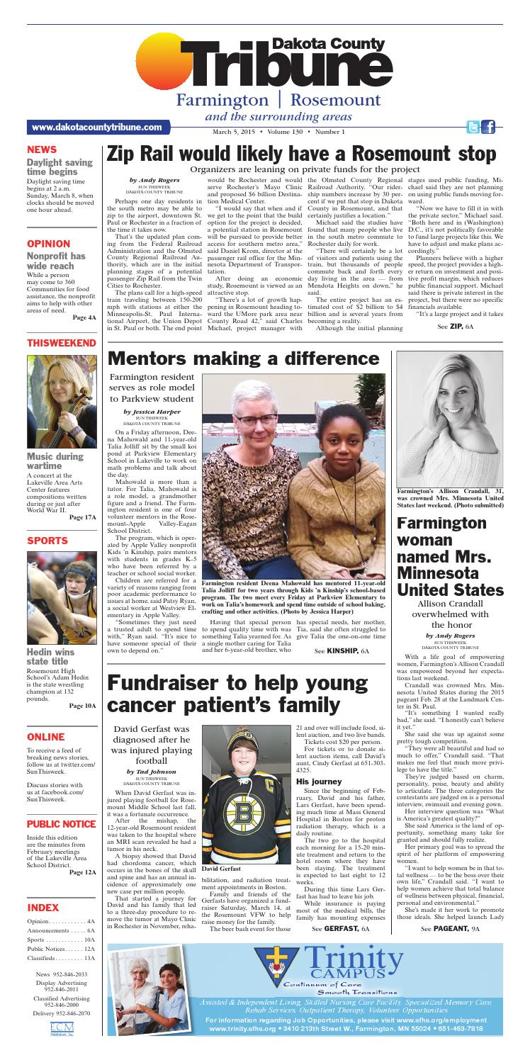 dct 3 5 15 by dakota county tribune issuu rh issuu com