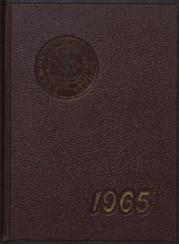 Belmont Hill School Class of 1965 Yearbook by Leslie