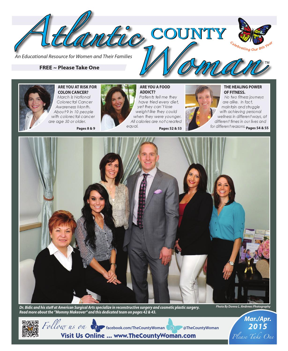 a67dd1c4e3446 Atlantic County Woman - 2015 March April by The County Woman - issuu