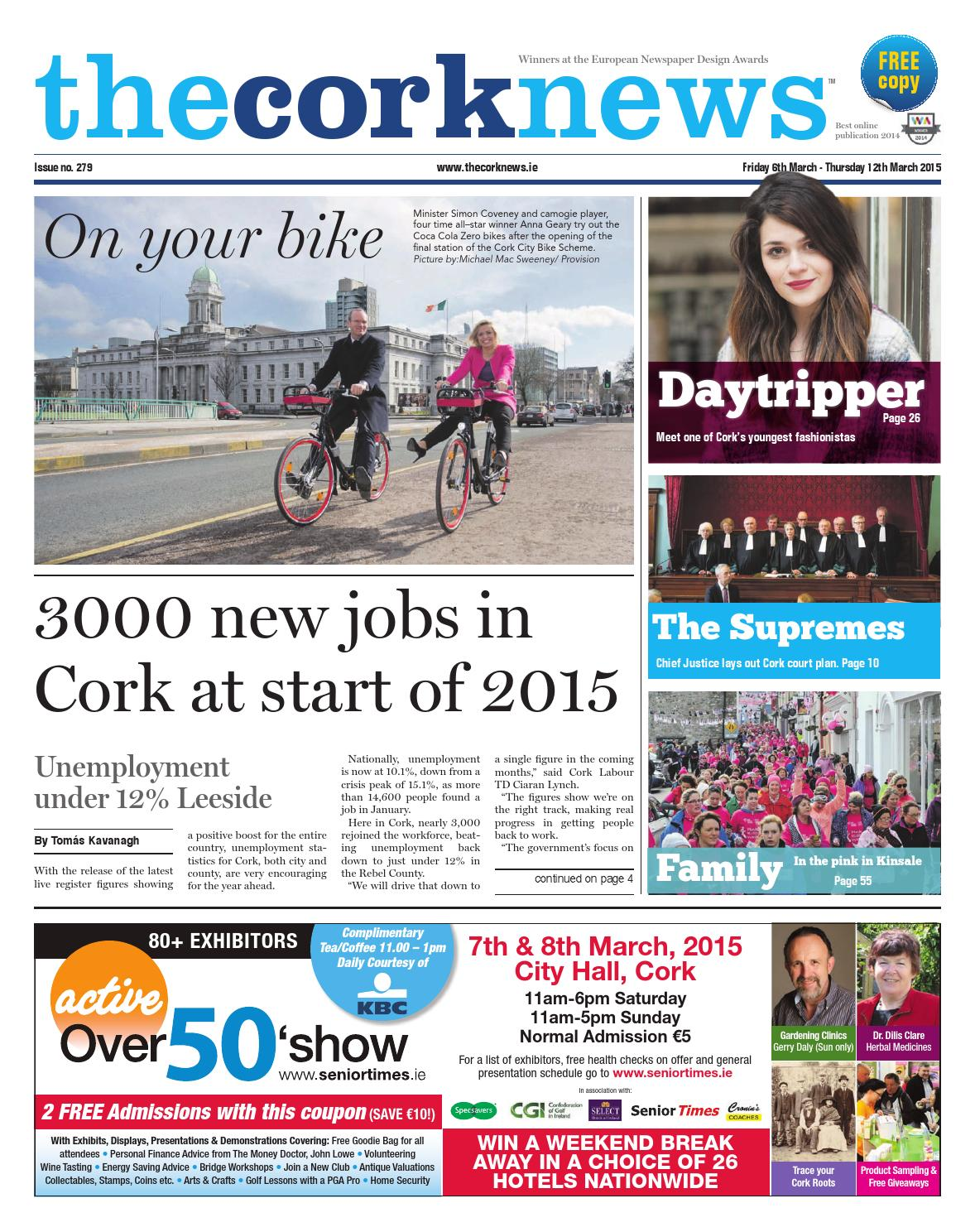 The Cork News 06/03/2015