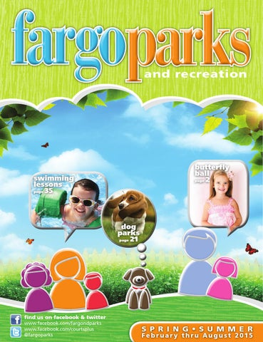 Fargo Parks And Recreation Spring Brochure By Fargoparks Issuu