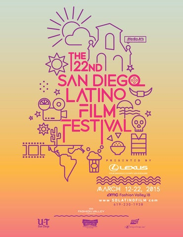 39ce1baf12 Souvenir Festival Catalogue SDLFF 2015 by Media Arts Center San ...