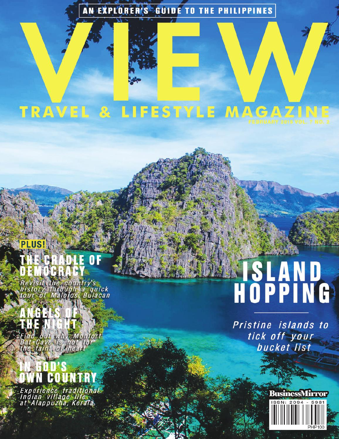 VIEW Travel And Lifestyle Magazine