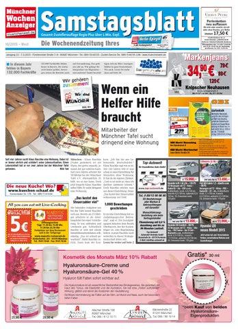 KW 10 2015 by Wochenanzeiger Me n GmbH issuu