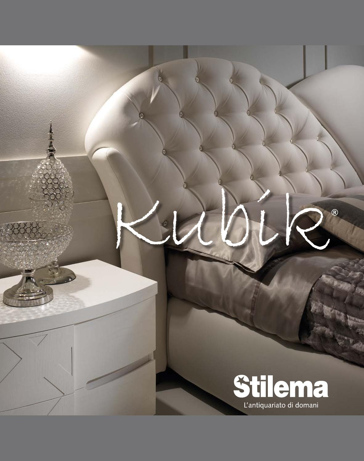Stilema kubik by stilema mobili issuu - Consolle camera da letto ...