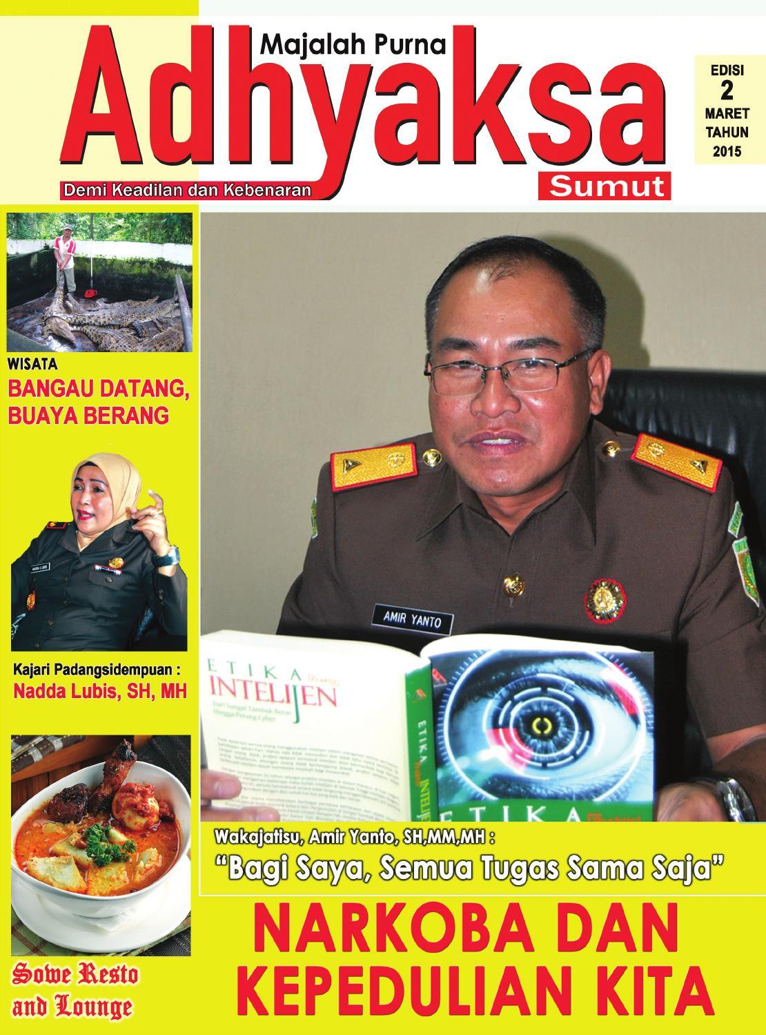 Majalah Purna Adhyaksa Edisi 2 By Issuu Produk Ukm Bumn Frozen Tahu Baxo