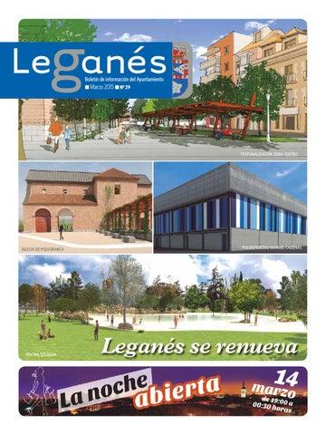 boletín de información municipal de leganés - número 30legacom