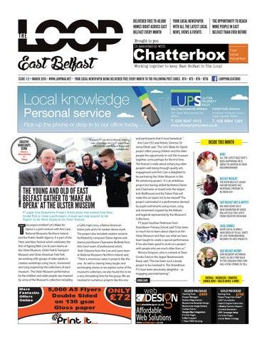The Loop : East Belfast Feb 2015 by Loop Publications - issuu