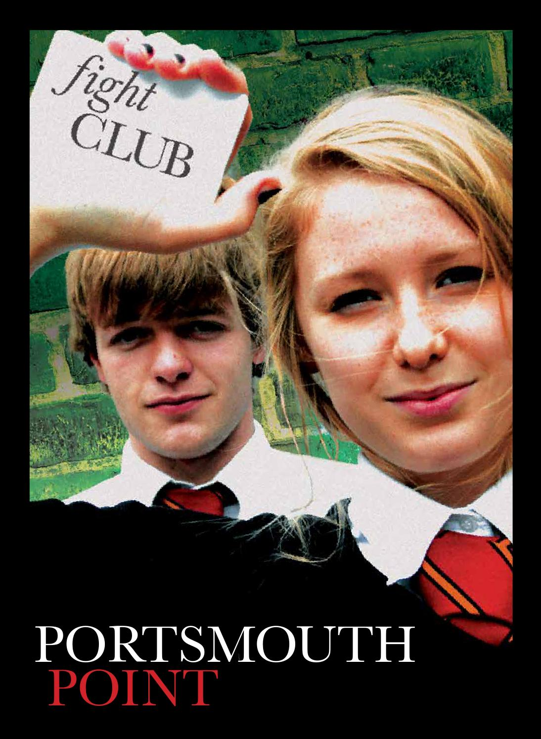 Portsmouth Point, Fight Club by The Portsmouth Grammar