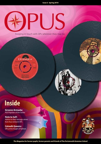 1480360103a Opus issue 2 by The Portsmouth Grammar School - issuu