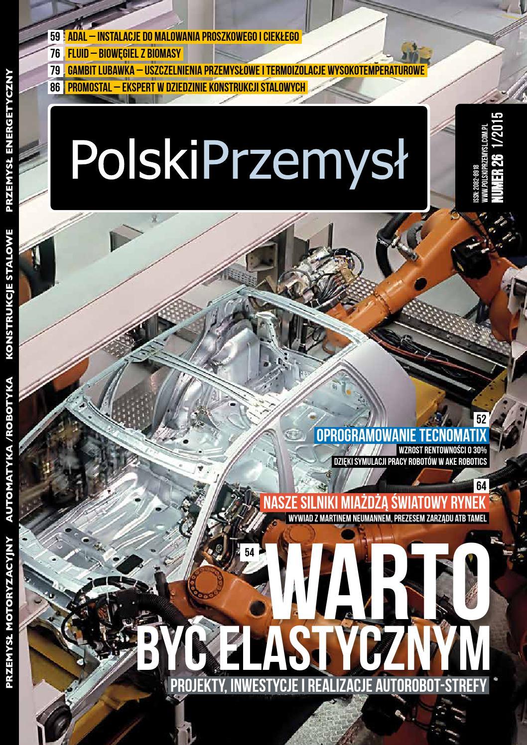 Polski Przemysł 12015 Wydanie 26 By Af Media Issuu