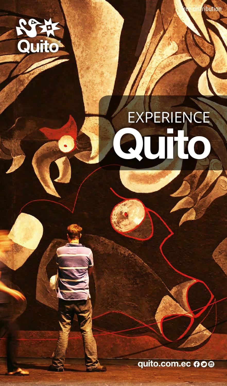Experience Quito by Quito Turismo - issuu