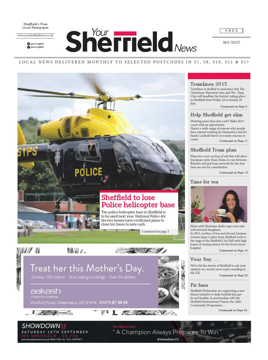 Your Sheffield News S8 Issue03 By Yoursheffieldnews Issuu