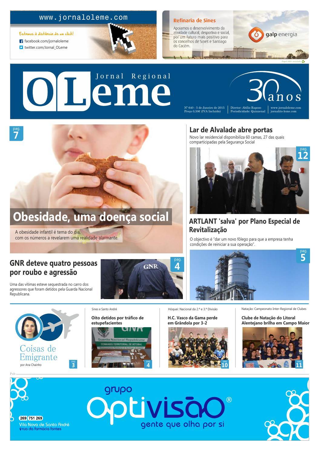 76b411d4f O Leme 640 by O Leme - issuu