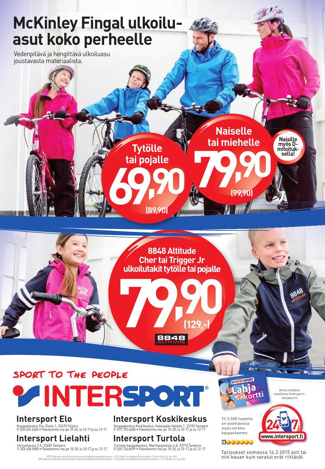 Intersport Turtola