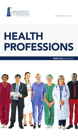 2015 2016 health professions catalog jones bartlett learning by page 1 fandeluxe Gallery