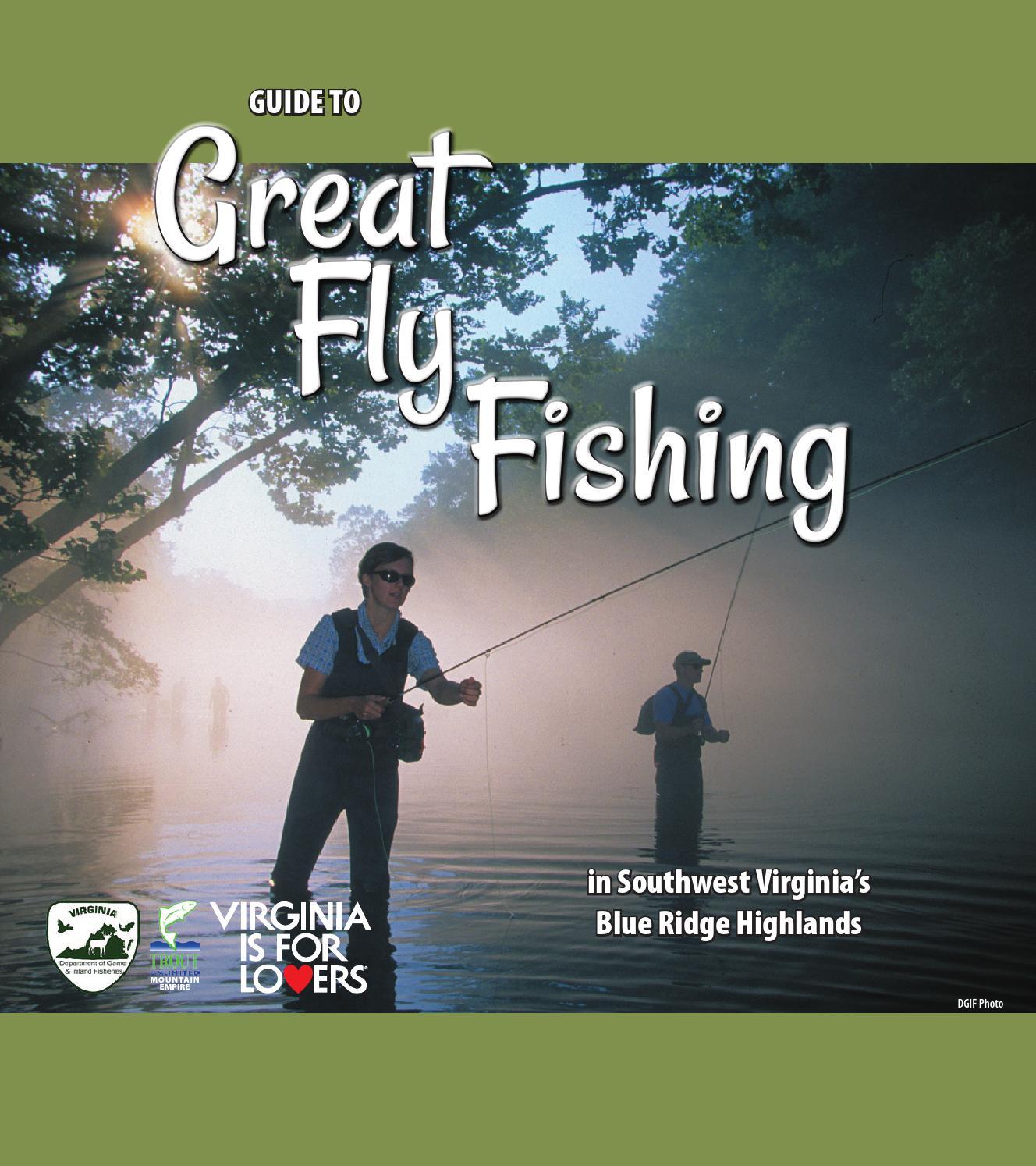 Great Fly Fishing in Southwest Virginia! by Jim Stallard - issuu