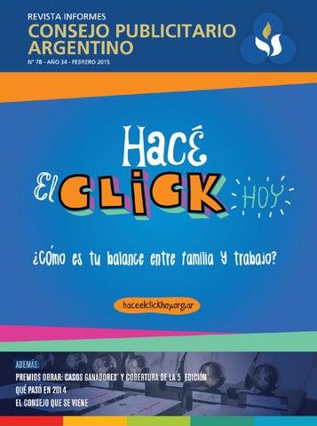 69998b2d8 Consejo Publicitario Argentino - Revista Informes by Consejo ...