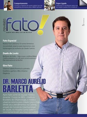 46c78eecd Revista Fato! Edição 40 by Revista Fato! - issuu