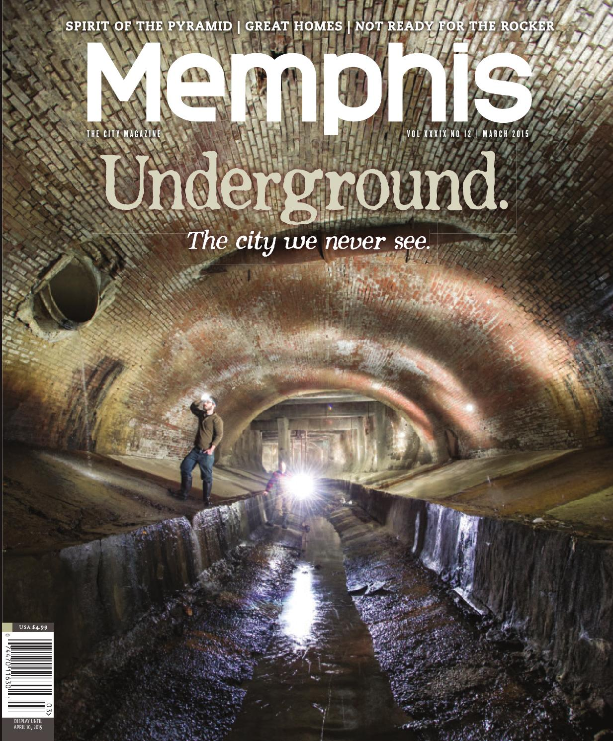 Memphis Magazine March 2015 by Contemporary Media - issuu