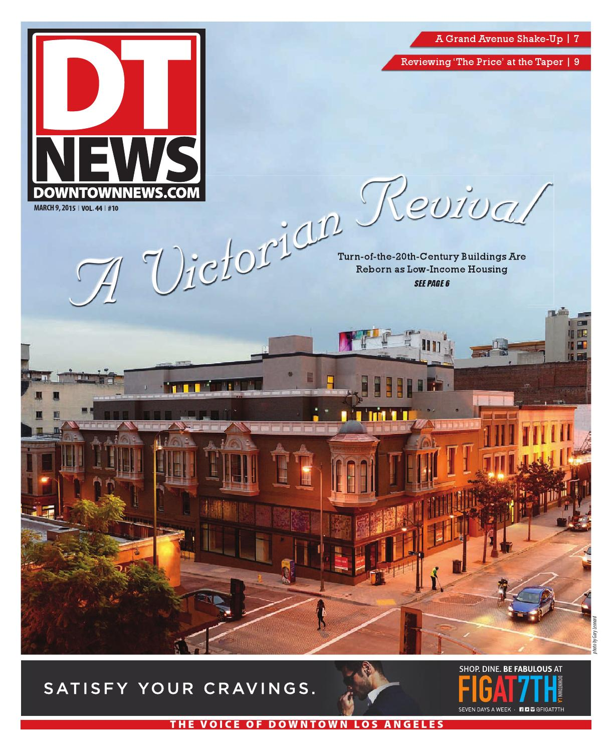 03 09 15 By Los Angeles Downtown News Issuu