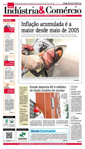 Diário Indústria Comércio by Diário Indústria   Comércio - issuu 0fe73b837b