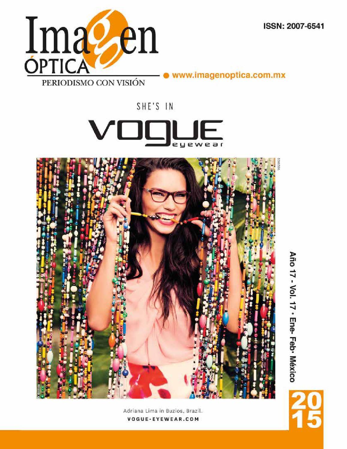 6b9af83d34 Revista Julio Agosto 2015 by Imagen Optica - issuu