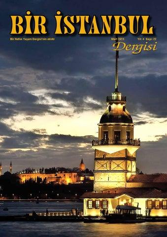 Bir Istanbul Dergisi By Birnefes Yaşam Issuu
