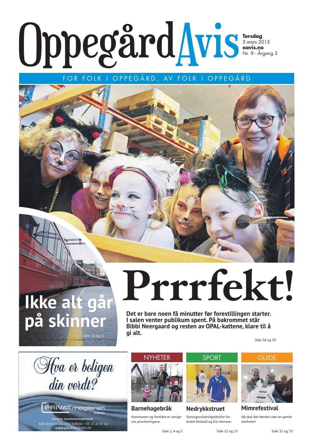 5794a0c8 Oppegård avis nummer 9 årgang 3 by Oppegård Avis - issuu