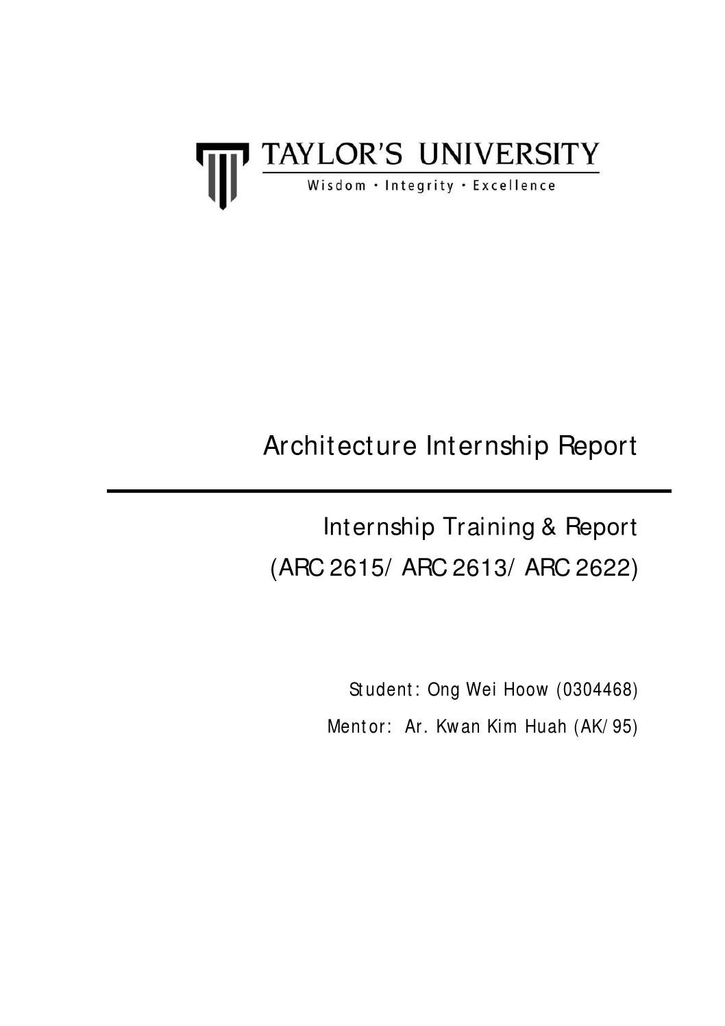 internship report on training and development Internship report of accounting thinking and focuses on high-quality personnel training and absorption of tasks during the internship.