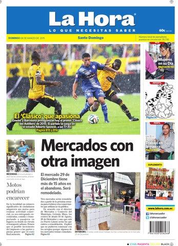 Santo Domingo 8 de marzo 2015 by Diario La Hora Ecuador - issuu bff25b577283a