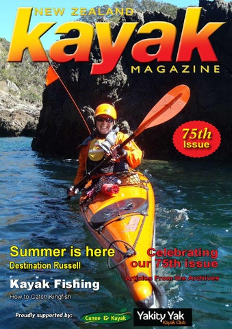 Issue 75 by Canoe & Kayak - issuu