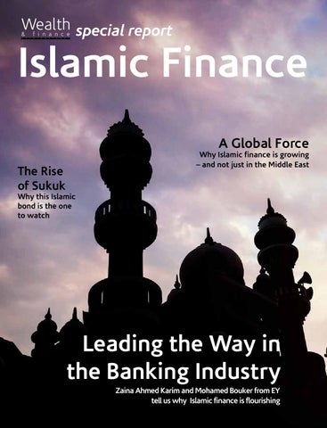 Wealth Finance Special Report Islamic Finance By Ai Global Media
