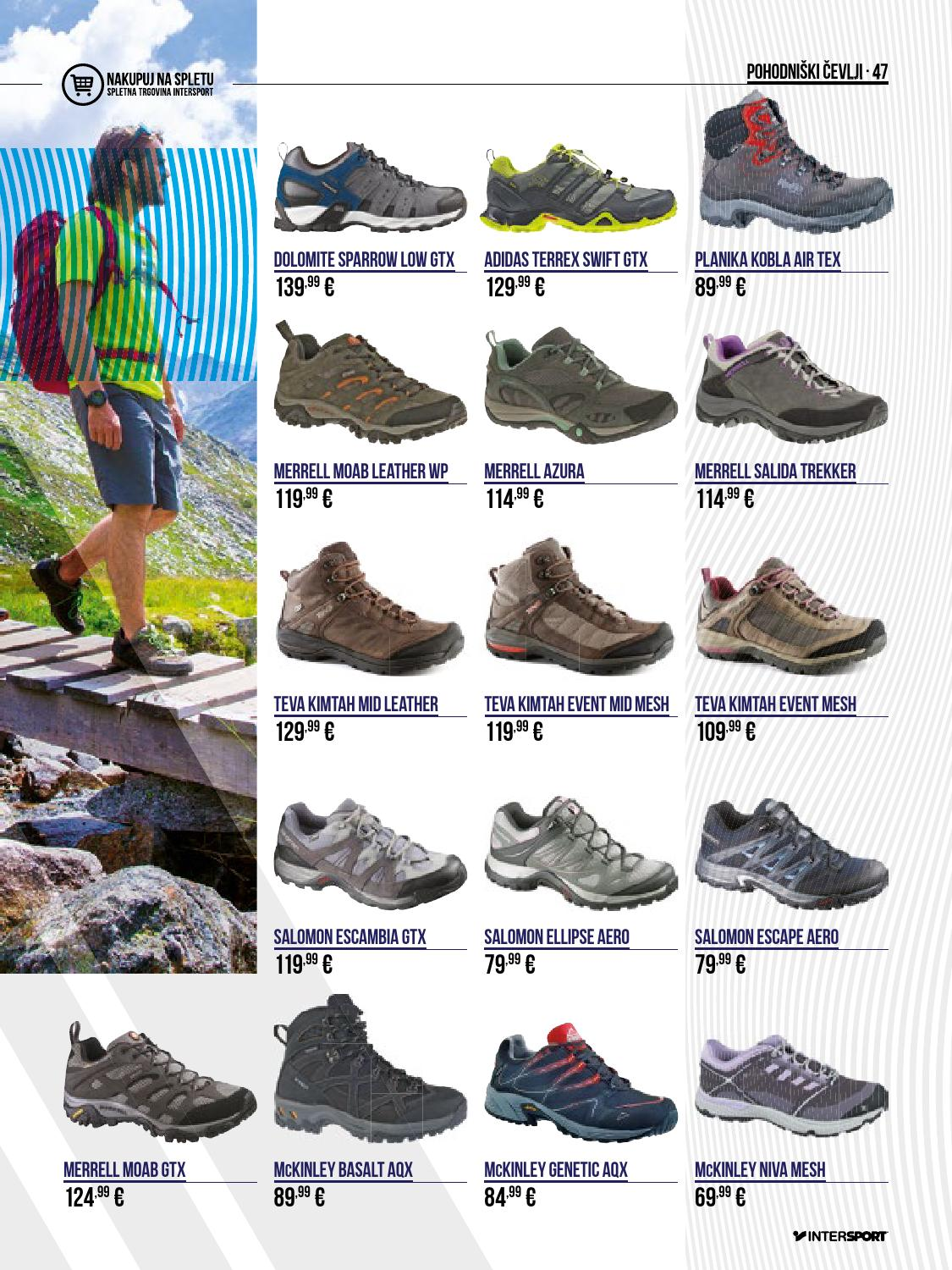 INTERSPORT MONS – NATURE (12 pages) by INTERSPORT France issuu
