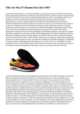 air max hommes nick