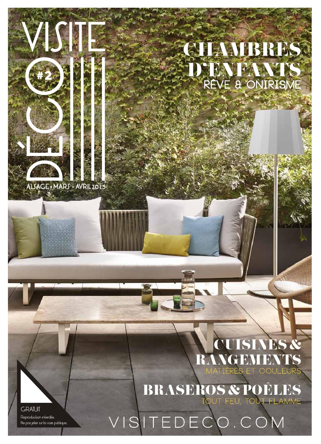 Visite Deco n°18 Mars – Avril by BKN strasbourg - issuu
