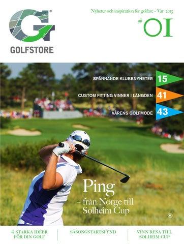 13f3bc40381c Golfstore 01 2015 se by Golfstore Group - issuu